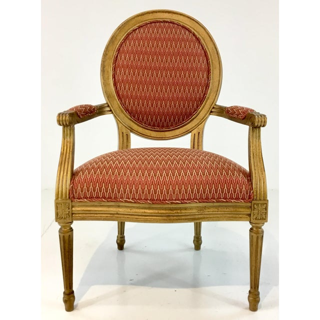 2010s French Style Port 68 Avery Chair For Sale - Image 5 of 5
