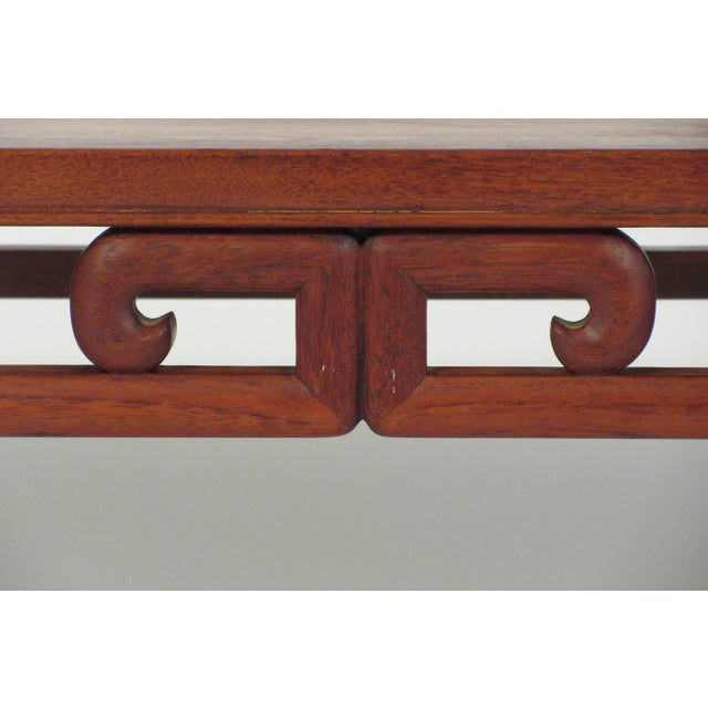 Wood 1950s Asian Coffee Table For Sale - Image 7 of 13