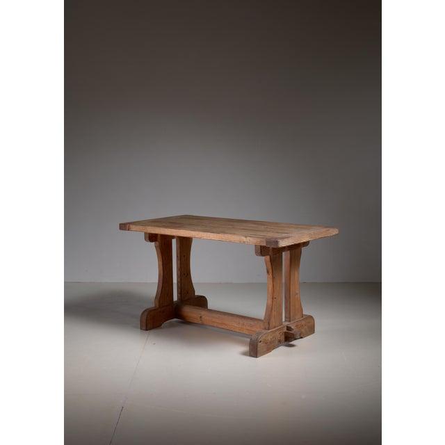 Mid-Century Modern David Rosen 'Berga' Table for Nordiska, Sweden, 1940s For Sale - Image 3 of 5