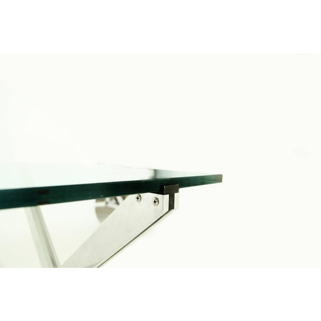 Metal John Vesey Table For Sale - Image 7 of 9