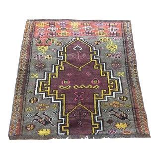 Turkish Anatolian Kars Rug For Sale