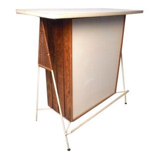 Mid-Century Modern Dry Bar by Arthur Umanoff For Sale