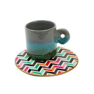 Espresso Cup With Saucer For Sale