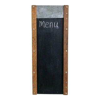 Repurposed Chalk Board