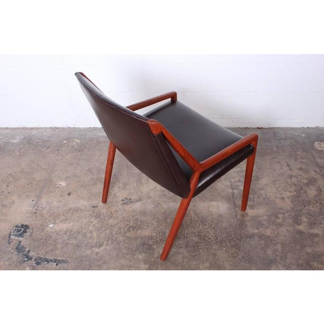 Lounge Chair by Ejner Larsen and Axel Bender Madsen for Willy Beck - Image 5 of 10