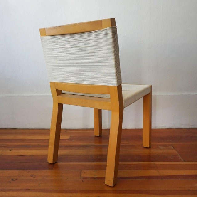 Van Keppel-Green String Chair by Van Keppel Green of Beverly Hills For Sale - Image 4 of 8