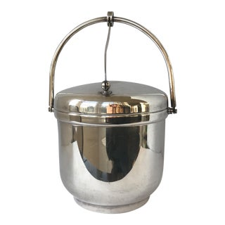 Sheffield Silver Plate Ice Bucket