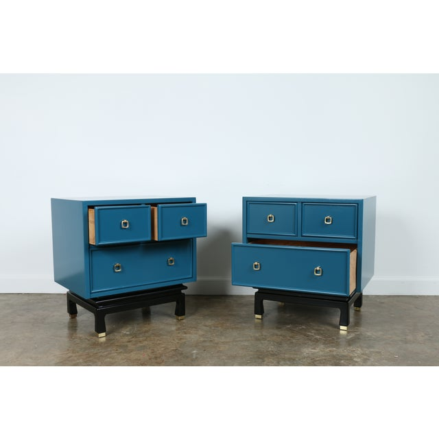 American of Martinsville Nightstands - A Pair - Image 2 of 11