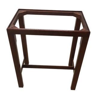 Decorative Box Stand For Sale