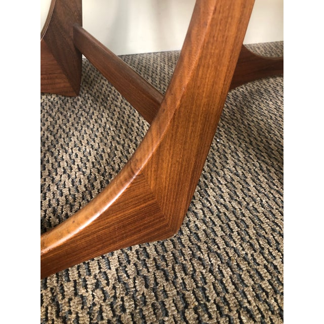 Wood Mid Century Teak Nesting Side Table Set by G Plan For Sale - Image 7 of 10
