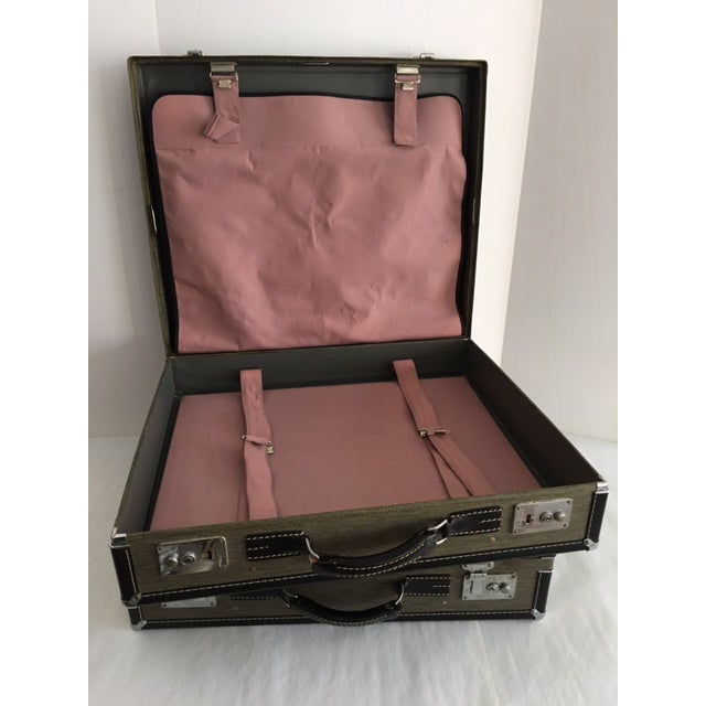 Hartmann Skymate Vintage Hardcase Luggage - 2 Pieces - Image 7 of 11