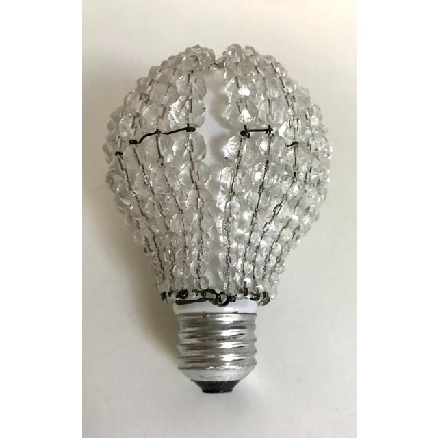 This listing is for ONE standard bulb cover made of hand-cut Bavarian crystal. I purchased these from an estate and they...