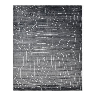 Shyam, Hand Loomed Area Rug - 8 X 10 For Sale