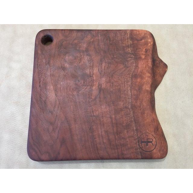 Live Edge Walnut Cutting Board - Image 3 of 5