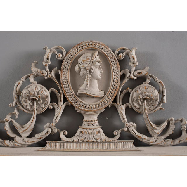 19th Century Directoire Mirrors - a Pair For Sale - Image 10 of 12