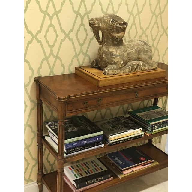 Console Table by Baker Furniture For Sale - Image 10 of 11