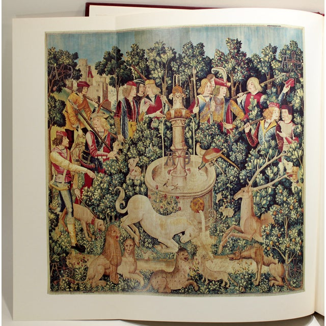 The Unicorn Tapestries, First Edition - Image 5 of 8