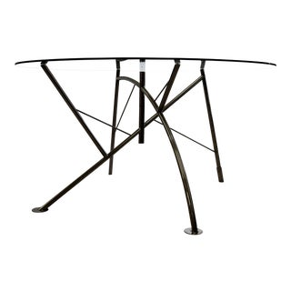 Philippe Starck Dole Melipone Dining Table First Edition by Xo For Sale