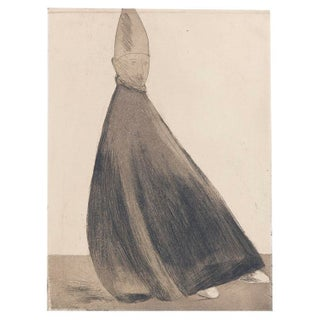 """Giacomo Manzu """"Cardinal Seduto"""" For Sale"""