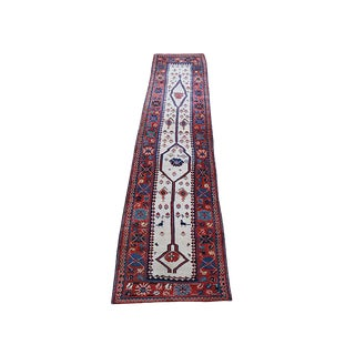 """Antique Persian Runner-3'3""""x14'8"""" For Sale"""