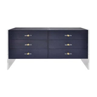 Modern Worlds Away Designer Dresser For Sale