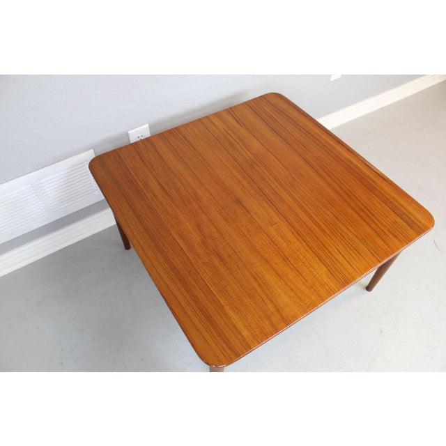 Finn Juhl Finn Juhl Teak Side Table For Sale - Image 4 of 7