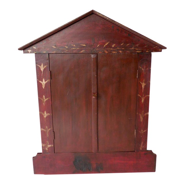 Escaparate 'Display Box' with Doors For Sale