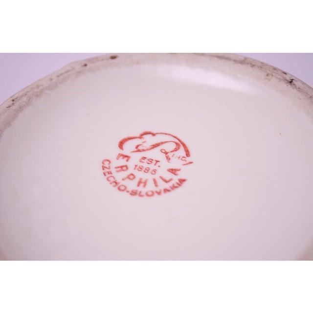 Vintage Erphila Bohemian Art Pottery Vase For Sale - Image 9 of 10