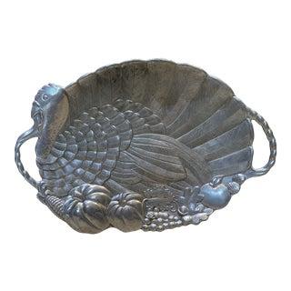 Gorham Silver Turkey Platter For Sale