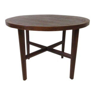 George Nakashima Walnut Side or Lamp Table for Widdicomb's Origins Collection For Sale