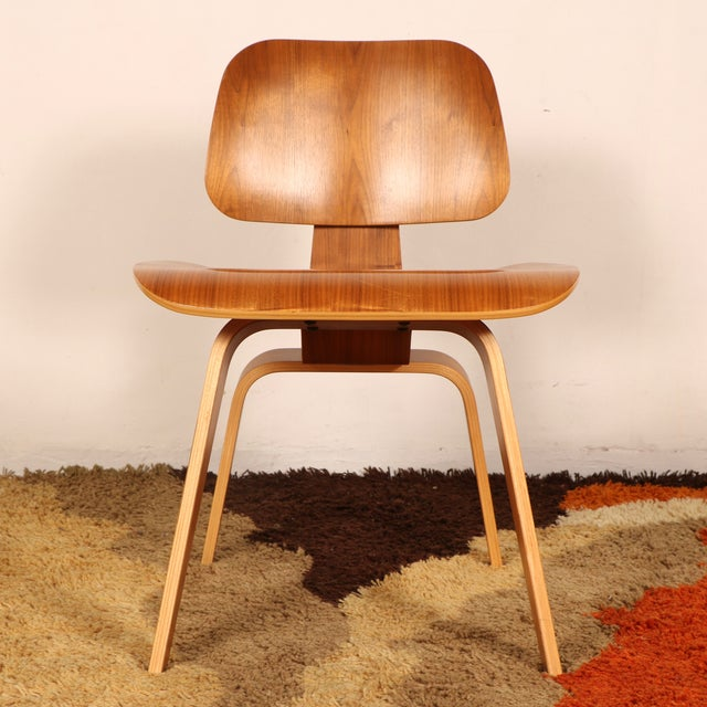 Eames Molded Dining Chair for Herman Miller - Image 3 of 11