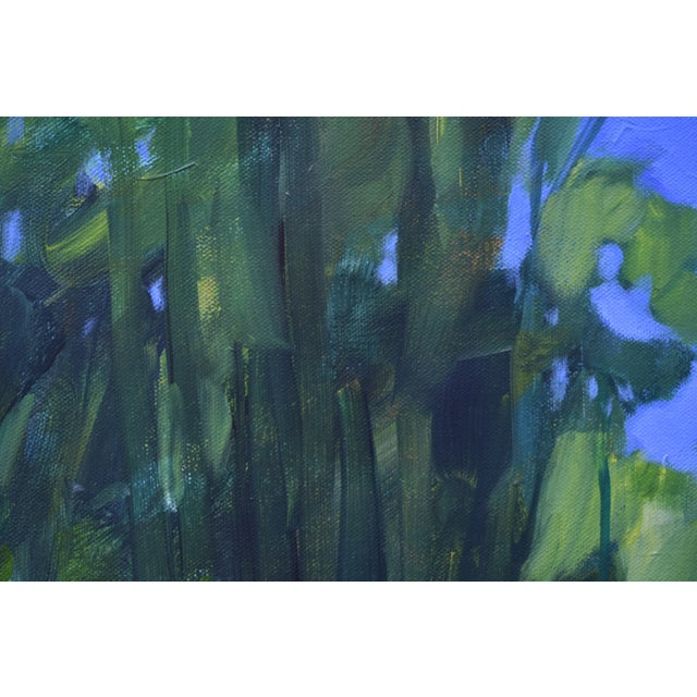 "2010s Stephen Remick ""A Walk in the Woods"" Contemporary Painting For Sale - Image 5 of 12"