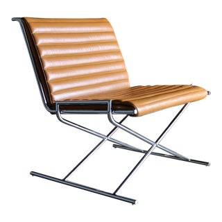 """Ward Bennett """" Sled """" Lounge Chair for Geiger For Sale"""