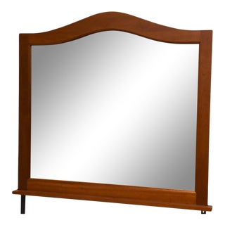 Cherry Modern Wall Mirror For Sale