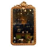 Image of 19th Century Napoleon III Wall Mirror For Sale
