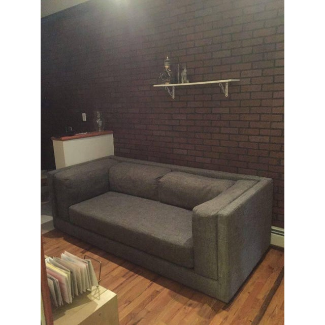 One of CB2's best-selling but discontinued couches. It's the most comfortable one I've owned--squishy and firm, and can...