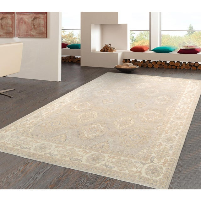 """Pasargad Ferehan Area Rug - 10'1"""" X 13'9"""" For Sale - Image 4 of 4"""