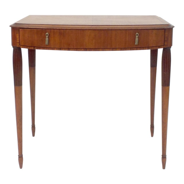 Art Deco Period Side Table For Sale