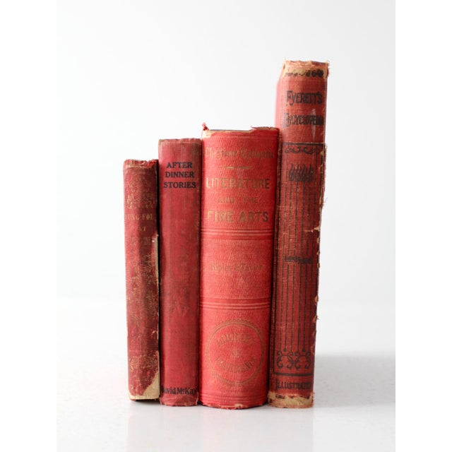 Victorian Book Collection Set of 4 - Image 2 of 11