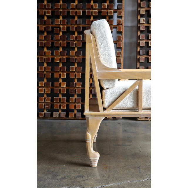"""John Hutton """"Thebes"""" Chair for Randolph & Hein Circa 1976 For Sale - Image 11 of 12"""