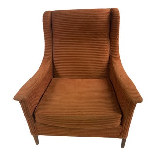 Mid-Century Selig Imperial Lounge Chair For Sale