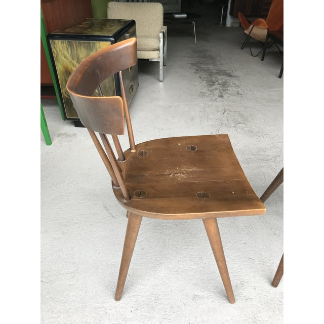 S/3 Paul McCobb Planner Group Dining Chairs For Sale - Image 10 of 13