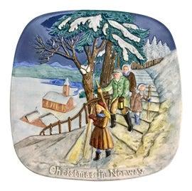 Image of Christmas Plates