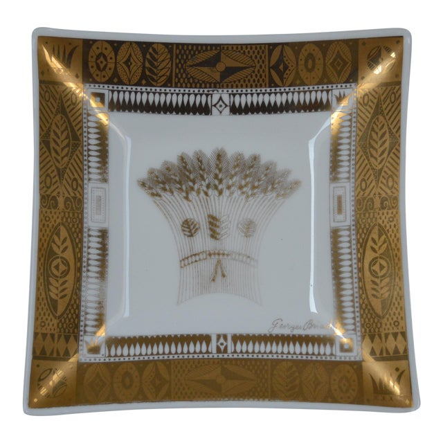 Mid-Century Georges Briard Square Tray - Image 1 of 6