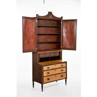 Early 19th Century Secretary Bookcase Preview