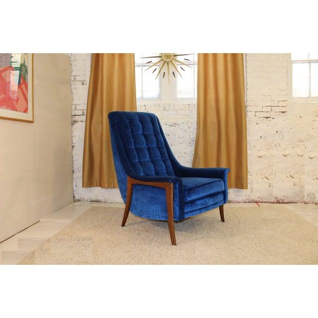 Mid-Century Modern Kroehler Avant Chair - Image 2 of 9