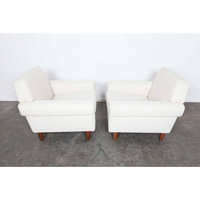 Ire Mobel Swedish Mid-Century Lounge Chairs - A Pair - Image 2 of 6