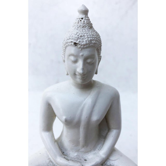Serene Buddha Figurine For Sale In Los Angeles - Image 6 of 7