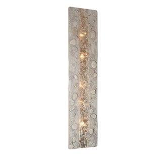 River Silver Decorative Light Christine Rouviere For Sale
