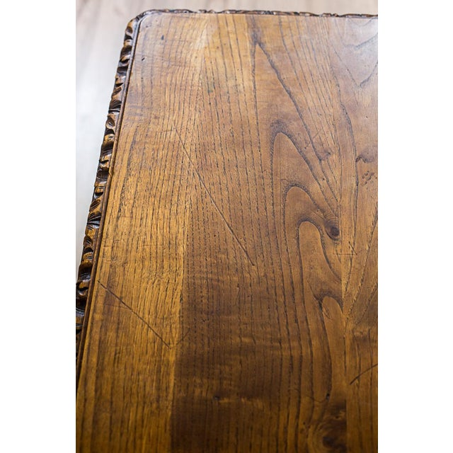Wood Brittany Table with Chairs, circa 1890 For Sale - Image 7 of 13